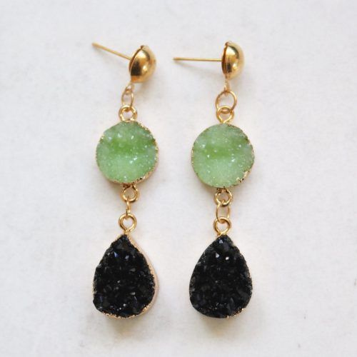 Aurora Jade Earrings