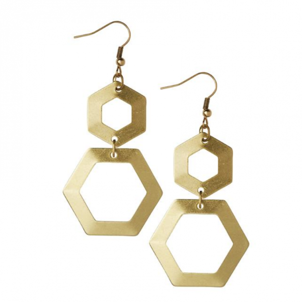 Dilly Earrings Gold