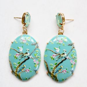 Grace Jade Earrings