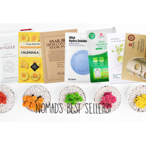Nomad Best Sellers Face Mask Set