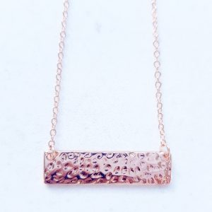 Steph Rose Gold Necklace