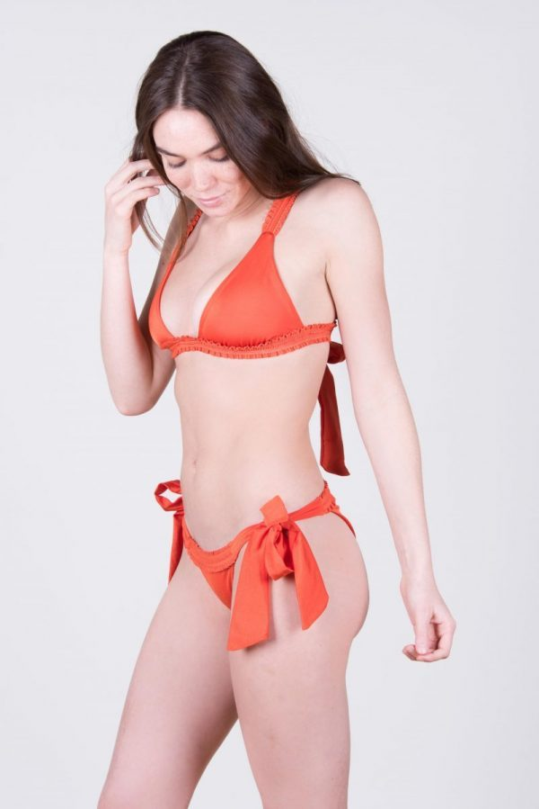 TidalKatieCoralSwimsuitTop