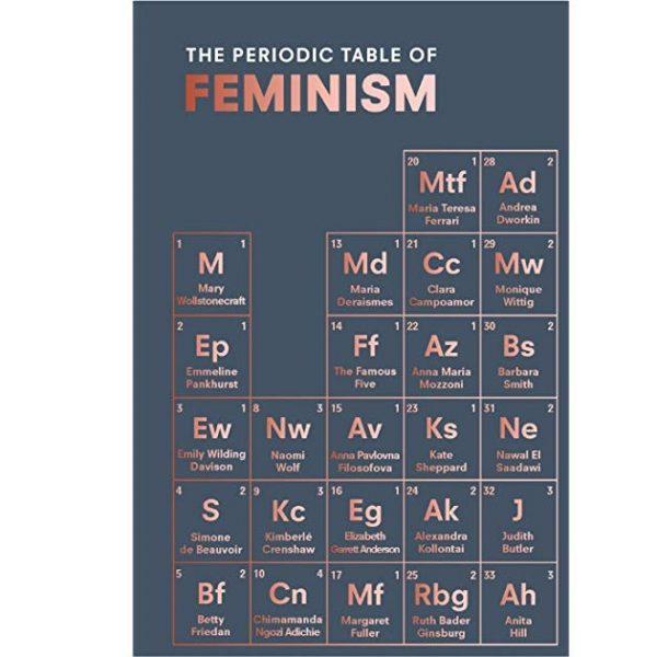 periodic table of feiminism book