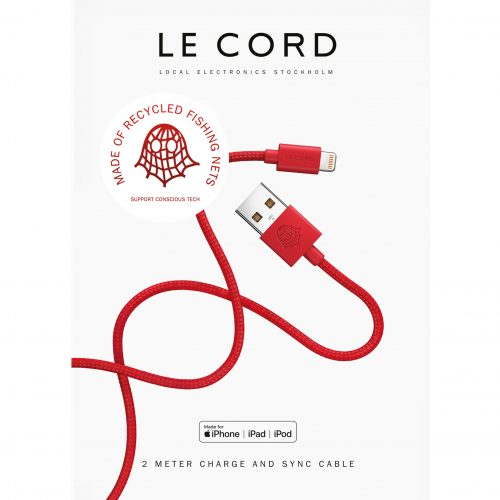Le Cord MFI Lightning cable