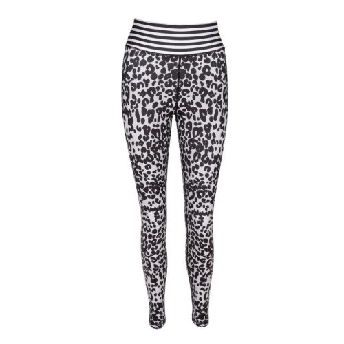 Wild Child Animal Print Leggings Blossom Yoga Wear
