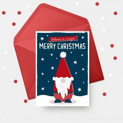wholesale greeting cards christmas with santa