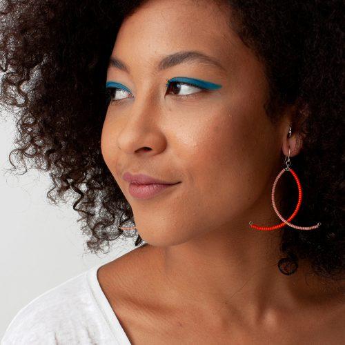Amani Beaded Earrings
