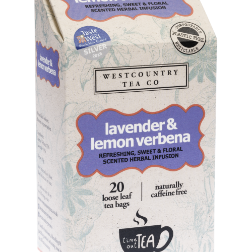 Westcountry Tea Co. Lavender & Lemon Verbena