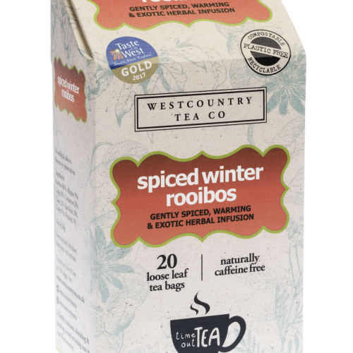 WestcountryTea Co. Spiced Winter Rooibos