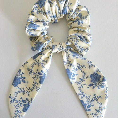 Handmade Hair Bow scrunchie