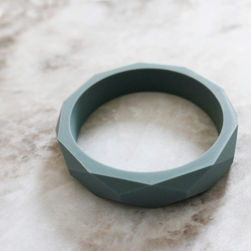 East London Baby Co teething bangle