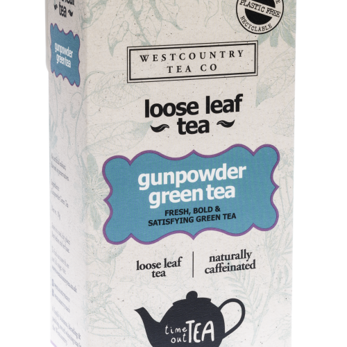 Westcountry Tea Co. Gunpowder Green Tea Loose Leaf Tea