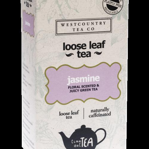 Westcountry Tea Co. Jasmine Loose Leaf Tea