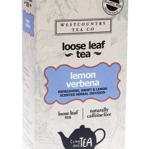 Westcountry Tea Co. Lemon Verbena Loose Leaf Tea