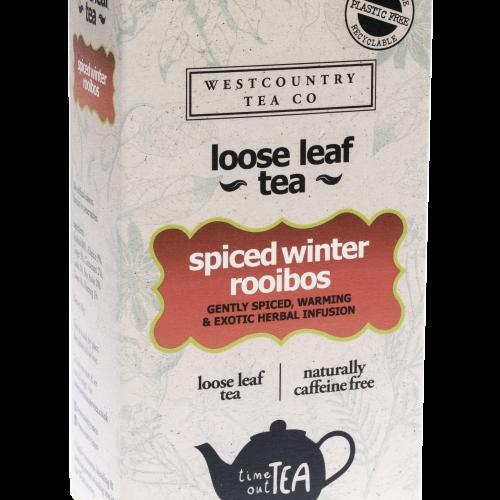 Westcountry Tea Co. Spiced Winter Rooibos Loose Leaf Tea