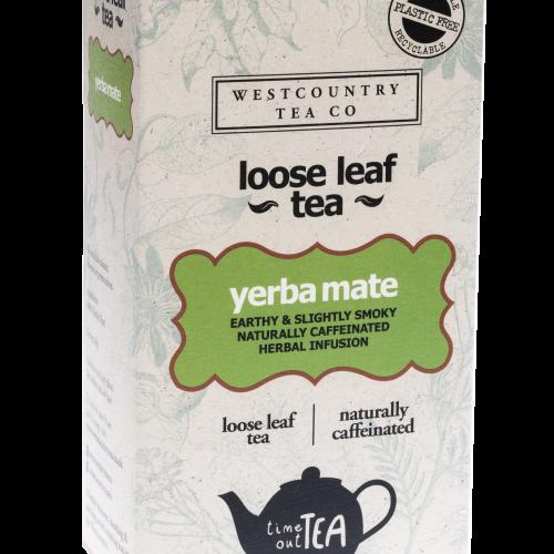 Westcountry Tea Co. Yerba Mate Loose Leaf Tea
