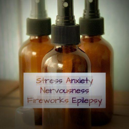 Canine Calming Spray | Stress Anxiety Nervousness Fireworks Epilepsy