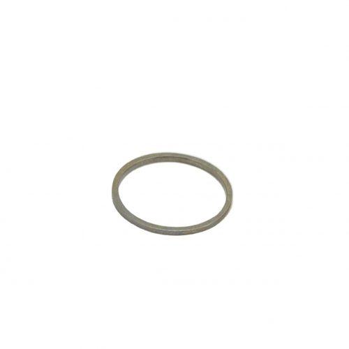 black Circle ring by may hofman jewellery