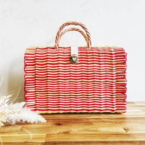Reed Bag red large