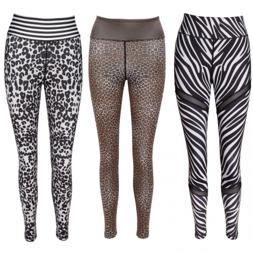 Blossom YOga Wear Best Selling Animal Prints