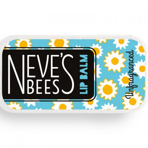 Neve's Bees Lip Balm - 100% Natural and Unfragranced